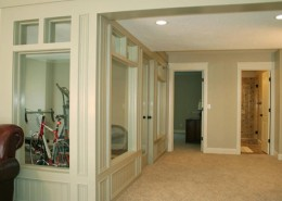 Photos of Highland Utah Basement Finish