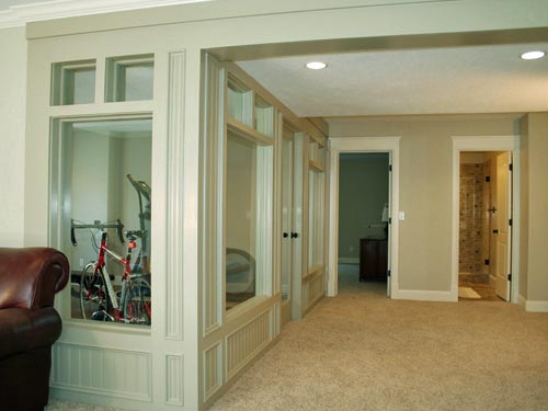 Doing it yourself finishing part of your basement to save for Cost to finish basement utah